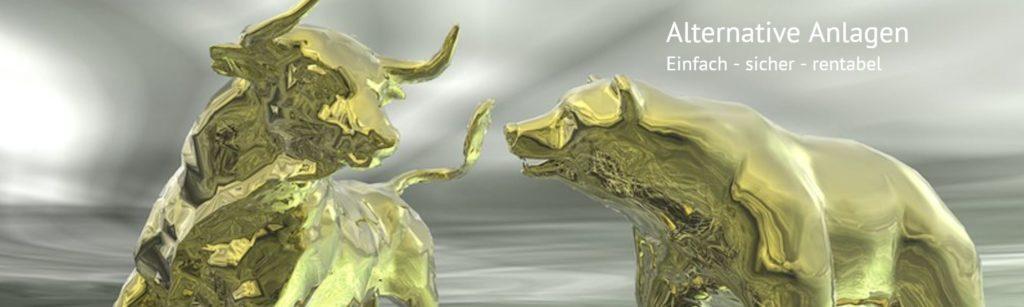 Alternative Anlagen - Mehr Rendite, mehr Zinsen bei weniger Volatilität