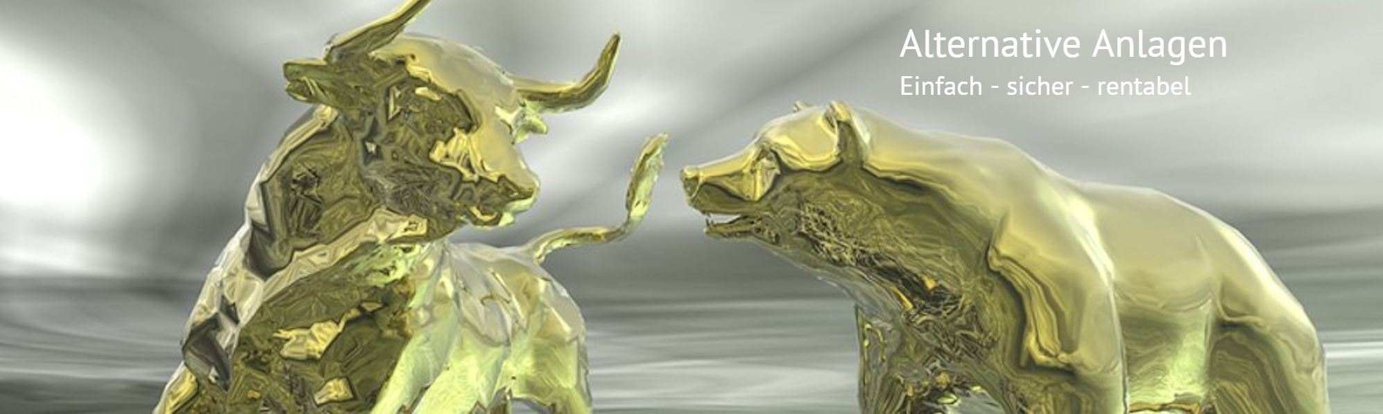 Alternative Anlagen können bessere Renditen bei weniger Volatilität haben