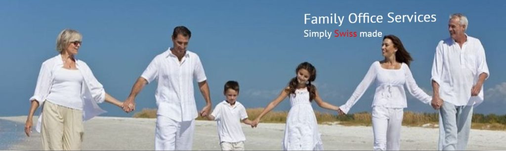 Family Office Services - Simply Swiss made