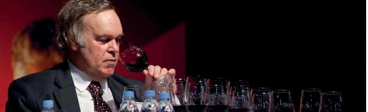 Wein als Anlage-Robert Parker